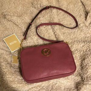 Michael Kors Fulton Crossbody Chain Bag